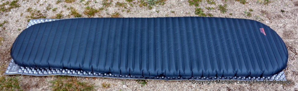 Therm-a-Rest NeoAir UberLite air mattress.