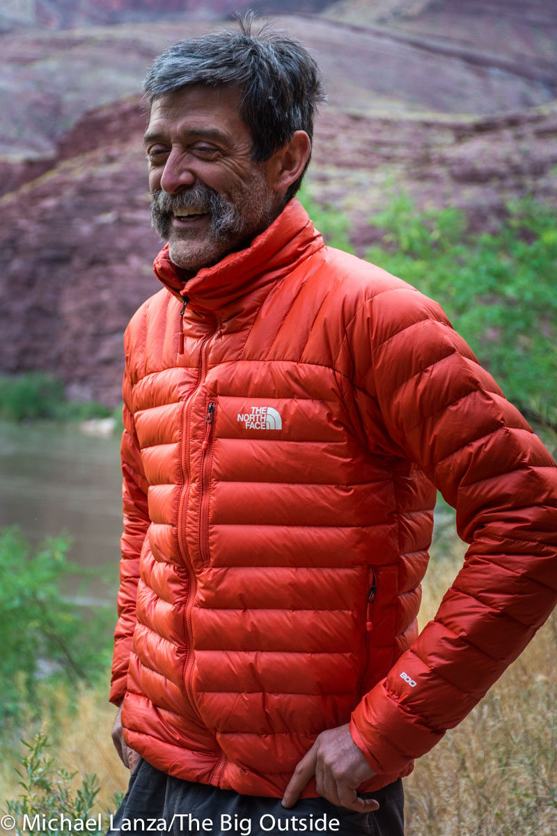 The North Face Morph Jacket.