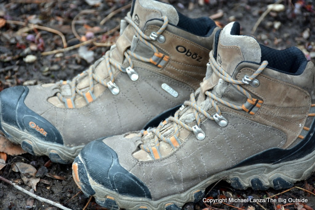 Oboz Bridger Mid Waterproof boots