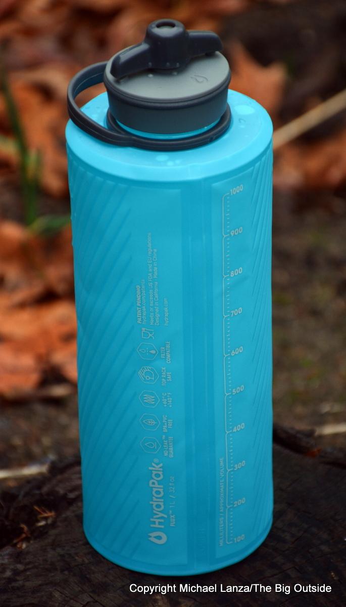 HydraPak Flux 1L Flexible Bottle