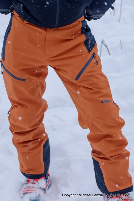 Outdoor Research Skyward II Pants.