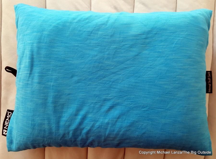 Nemo Fillo Elite Ultralight Pillow.