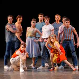 West Side Story/Bernstein and Robbins