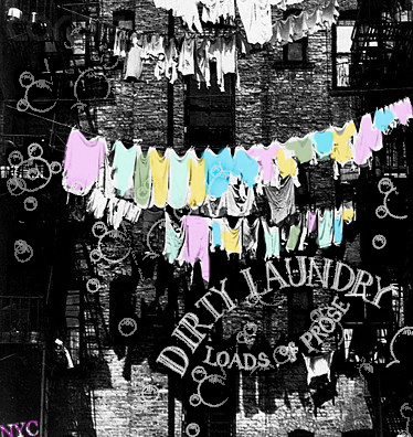 Dirty Laundry Reading Series