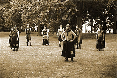 The Tragedy of Macbeth Central Park 2001 Season
