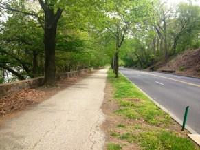 The road less traveled. MLK Blvd.