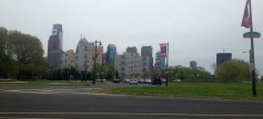 Great view of Center City Philly