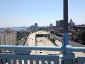 I always get vertigo at this part of the pathway.