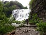 Beautiful Ithaca Falls