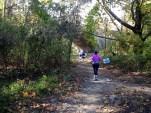Trail Run section