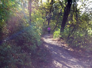 more trail run