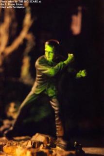 Frankenstein Universal Monsters Hawthorne Village