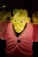 Frankenstein Monster Blow Mold