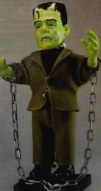 """""""Frankenstein"""" (1992 Telco Stock Image)"""