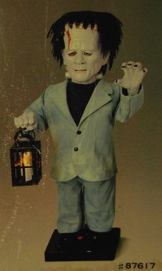 Monster (Original Telco Stock Image 1987)