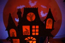 Hallmark Halloween Haunted House