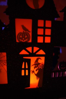 Halloween Shadowcaster Haunted House Projector