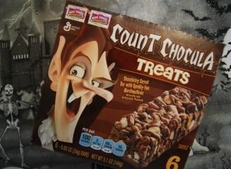 Count Chocula Treats