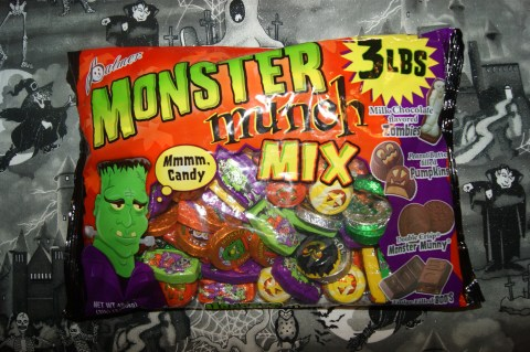 Palmer Chocolate Monster Munch Mix