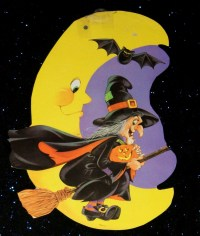 Eureka Witch and Moon