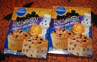 Pillsbury Halloween Funfetti Cake Mix