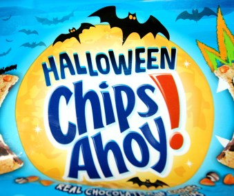 Halloween Chips Ahoy