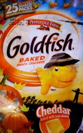 Halloween Goldfish