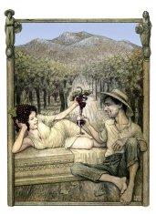 Amor en la viña