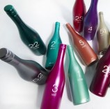 Wine Numbers Colors