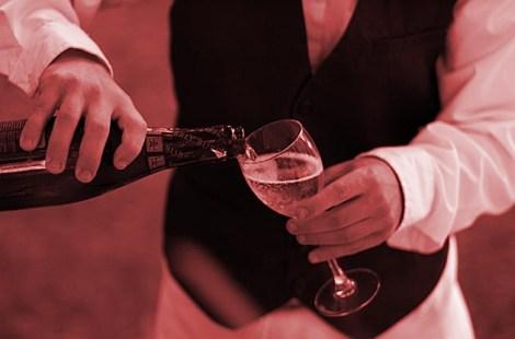 The Italian Wine and Food Advocates Alfresco Dinner