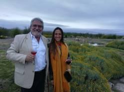 Pepe y Andrea Lafalla