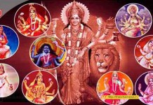 9 Colors that pleases Goddess Durga | The Bihar News