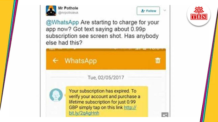 TBN-patna-If-you-click-on-Whatsapp-message-then-bank-account-will-be-empty-the-bihar-news