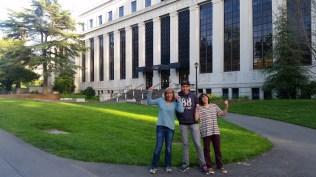 UNiversity of Berkeley Campus.