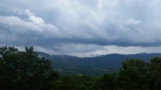 Beautiful mountains near banner Elk, NC.