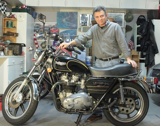 Classic Motorcycle Restoration Project How-To