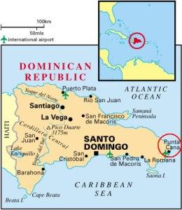 Punta-Cana-Map