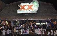 XX Bar Spring Break in Cancun