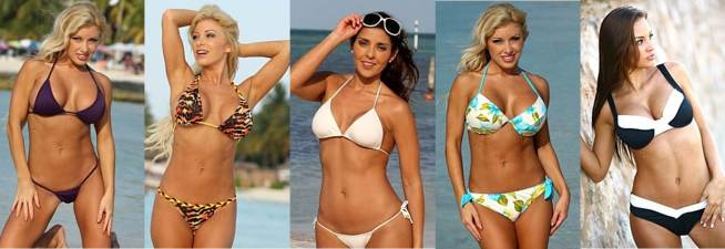Local The Most Popular Swimwear This Summer
