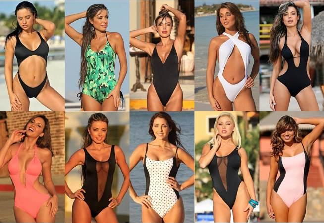 One Piece Swimwear The Most Popular Swimwear This Summer