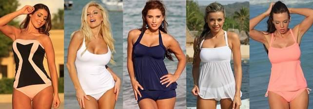 The Most Popular Swimwear This Summer Tankinis Tankini Bikini