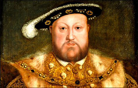 An interview with King Henry VIII