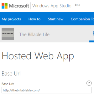 Windows 10 Assigned Access Web Browser App
