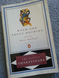 Much Ado About Nothing (Sep-Oct 2014)