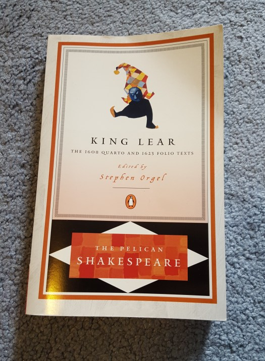 King Lear, Pelican Shakespeare