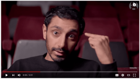 Riz Ahmed as Edmund in King Lear: 'Now, gods, stand up for bastards' by The Guardian