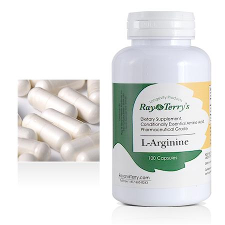 L-Arginine Ray and Terry's
