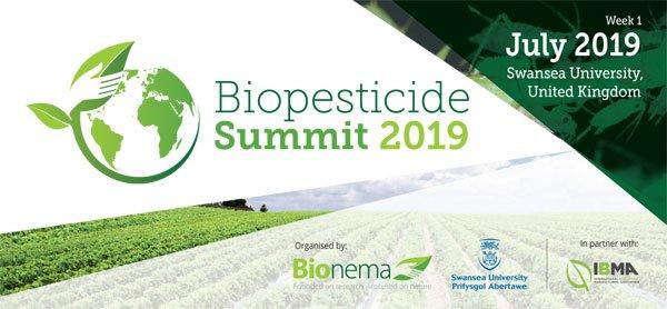 Biopesticide Summit Logo