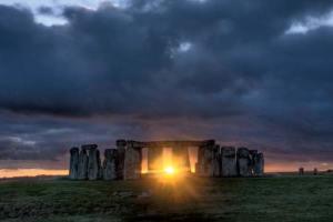 stones-wintersunset