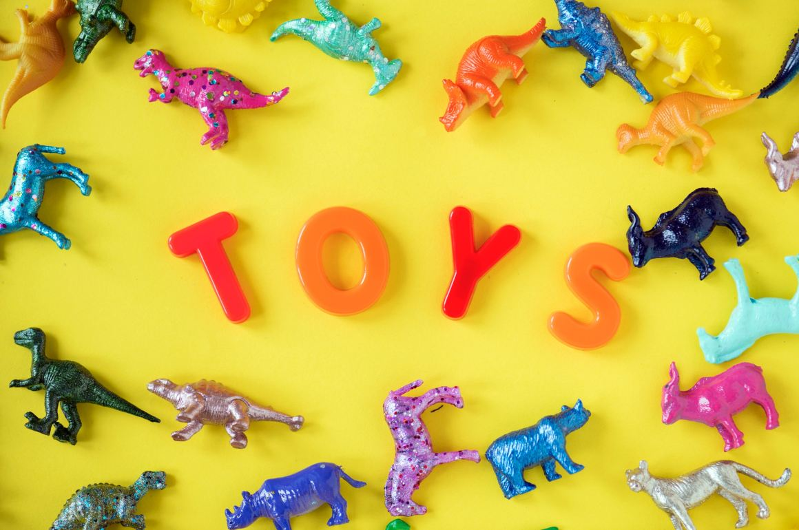 toys - the best toys in life are free